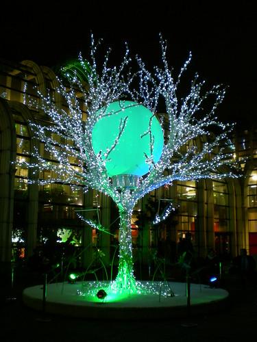 Forum des Halles Christmas Lights