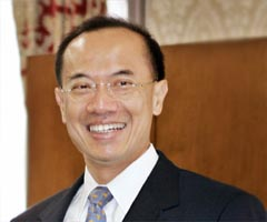 Singapore Foreign Affairs Minister George Yeo