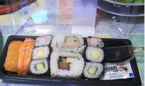 Sushi alla Coop Yamasushi.it