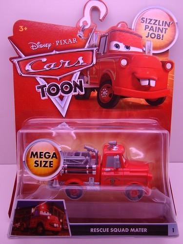 CARS Rescue Squad Mater