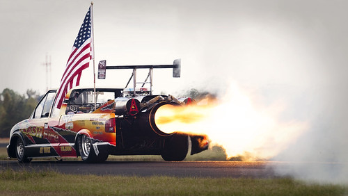 Rocket Flames! WOW 12,000hp
