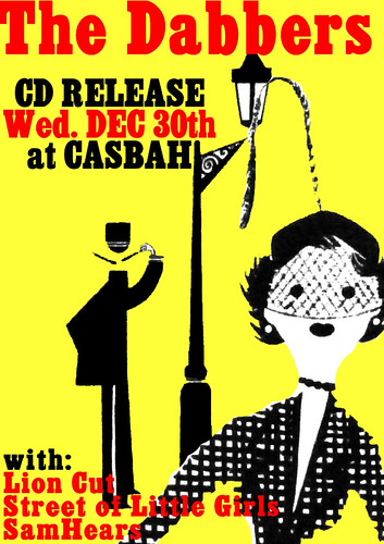 The Dabbers CD Release Show!!