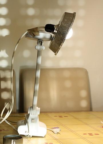 Super Professional (ahem) Photo Light