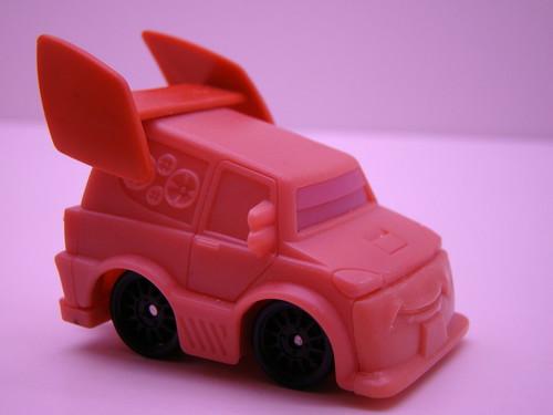 Disney CARS Mini Adventures Prototypes