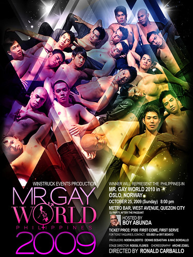 mr. gay world philippines 2009