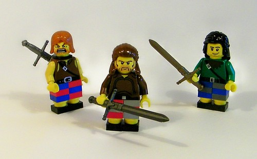 Brickarms LEGO weapons guns swords