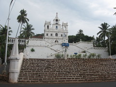 Church of Immaculate Conception, Panjim