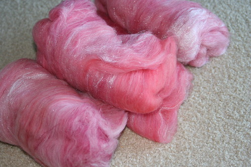 First batts ever - PINK, now with SHINY!