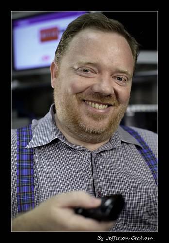 Roku CEO Anthony Wood by Jefferson Graham