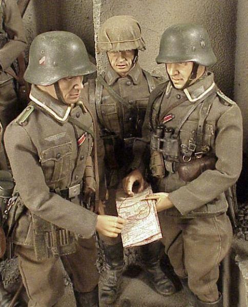 關於二戰德軍的裝甲師和裝甲擲彈兵師的疑問 | Yahoo奇摩知識+