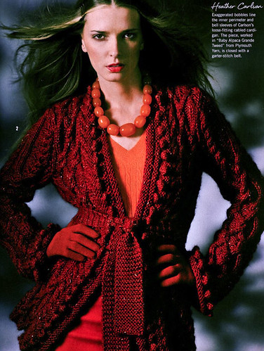 Vogue Knitting 2009 Fall