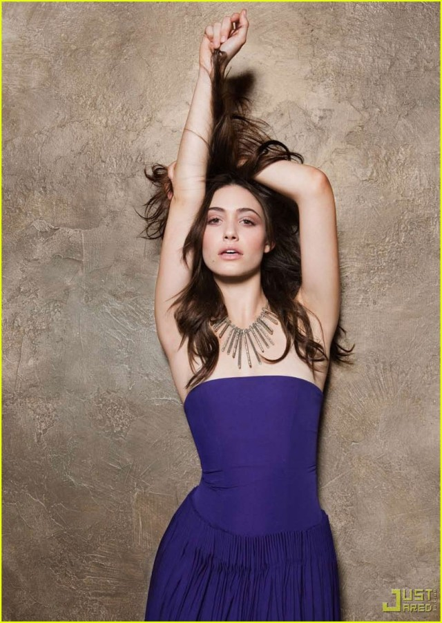 Emmy Rossum Covers 2 Magazine 10