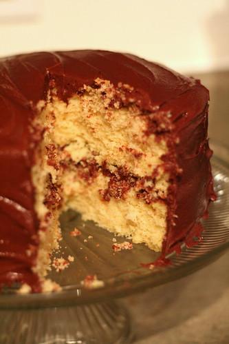 326/365: Delicious Cake