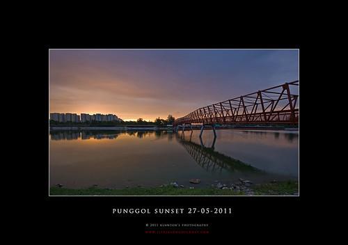 Punggol Sunset 270511 #1