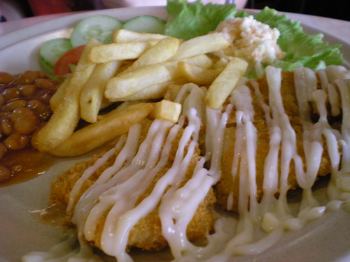 Uncle Dom's fish and chips