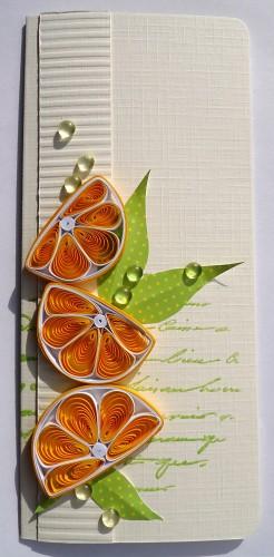 Oranges by Aga