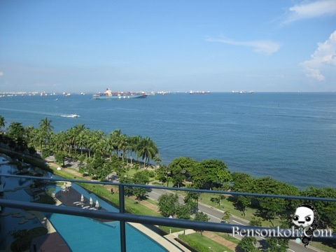 Unblock Seaview from one of the Coast Penthouse
