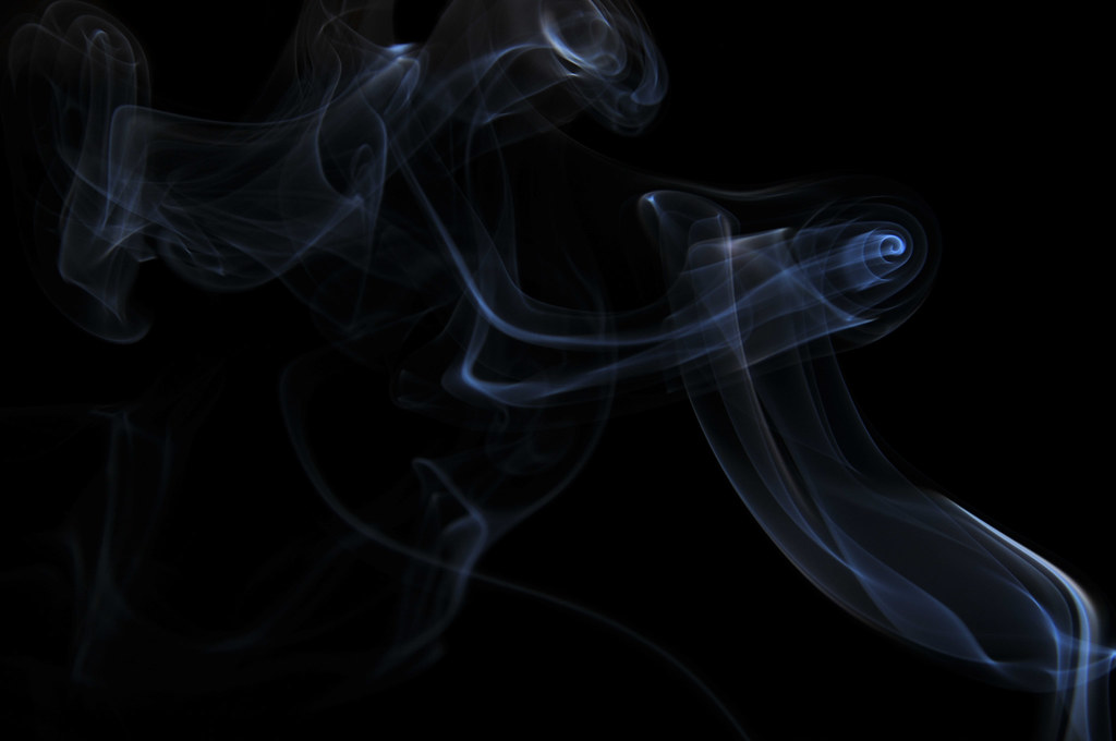 Perfect Smoke Swirl