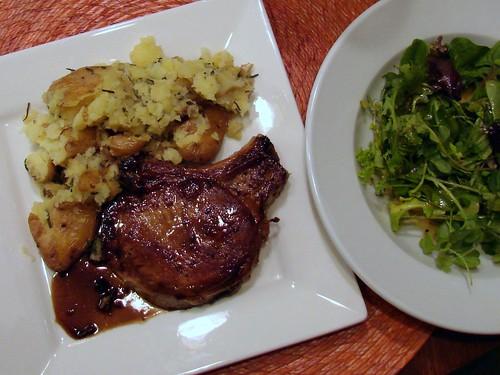 Dinner: April 2, 2010