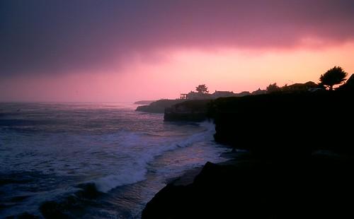 west cliff cliffs