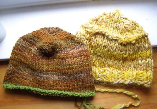 handspun hats