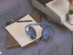 PA Clipper Class Seat & headset