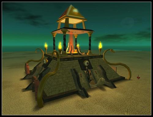 Sekhmet's Serpentures