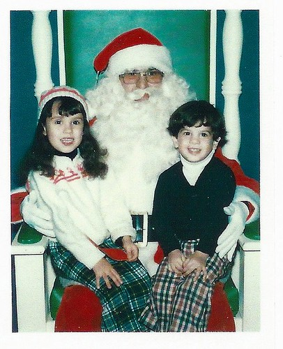 Monica, Santa, Mike