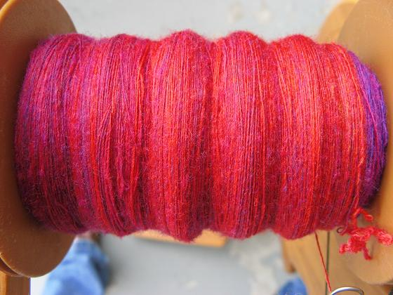Quiz - guess what wool this is