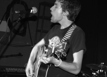 Singer-songwriter and UMW junior Alex Culbreth, seen here playing at the Loft last year, will play the Sharps Sessions this Friday.