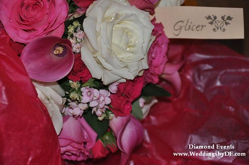 Glicers Bridal Bouquet by Bergone's
