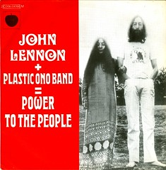 12 - Lennon, John - Power To The People - F - 1971