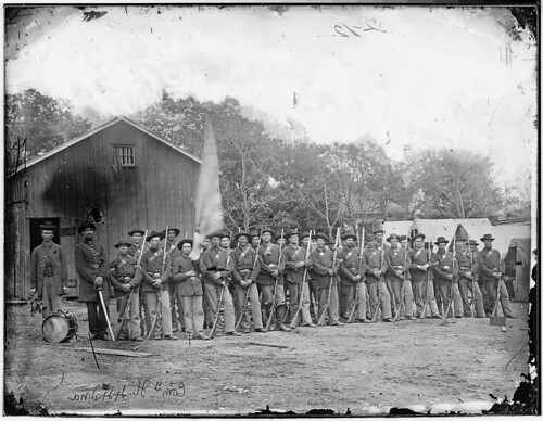 """October 12, 2011 Genealogy Program - """"Marching To the Drum of the 44th Indiana Regiment"""""""