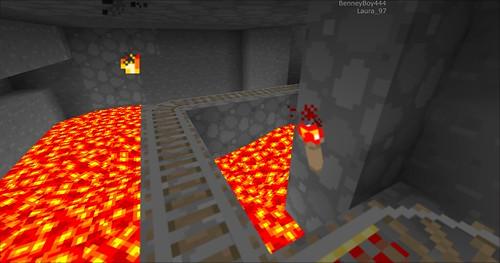 Minecraft - Rollercoaster 4
