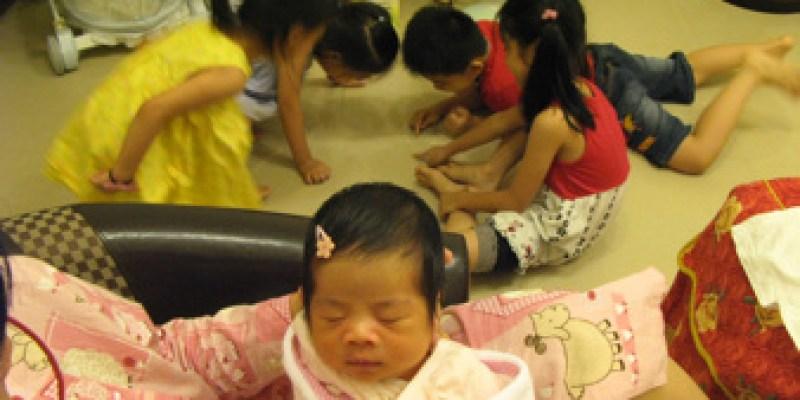 外婆的第七個孫子:添鳳、小妞妞、小晴