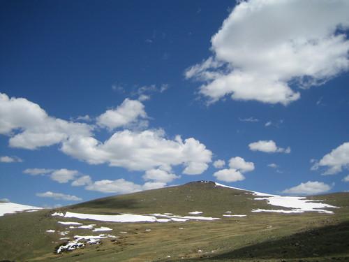 271. Tundra on the Rockies
