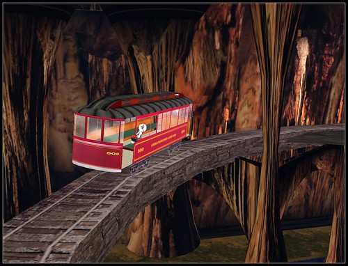The Great Second Life Railway