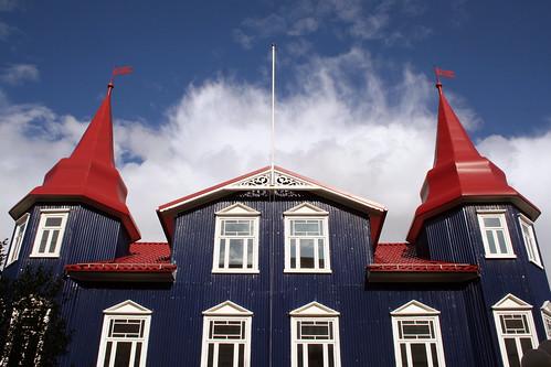 Islanda - Akureyri, Café Paris