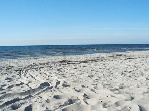 Sand, sonst nüscht