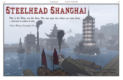 Primgraph Issue 8 - Steelhead Shanghai
