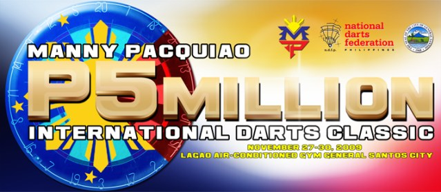The 5 Million MP International Dart Classic