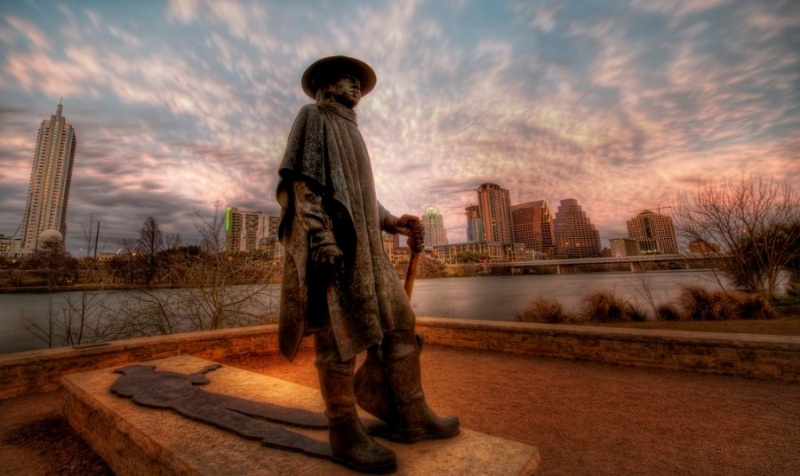 SRV at Sunset (by Stuck in Customs)