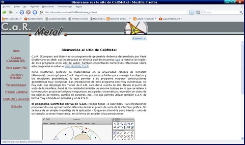 la geometría en tú ordenador