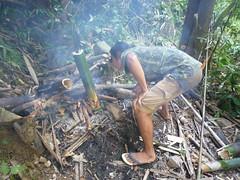 Bambuswasserkocher