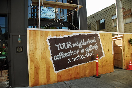 Starbucks neighborhood concept shop