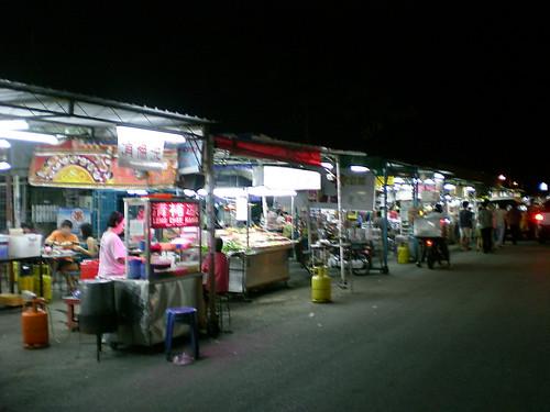 Prai food street