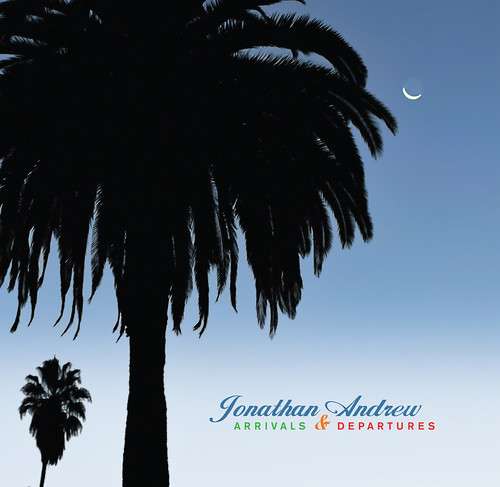Arrivals & Departures by Jonathan Andrew: Available Now!