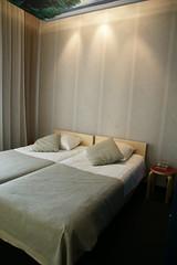 Hotel Helka bed