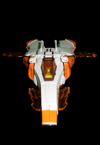 Animated Jetfire