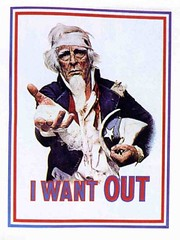 I want out 1971